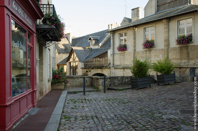 Bayeux viaje Normandía Bretaña Francia