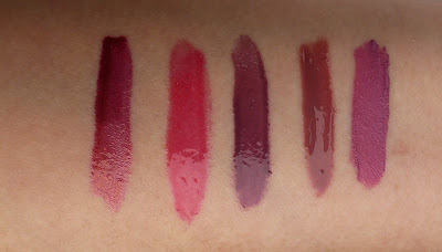 Colourpop Haul - Ultra Glossy Lip