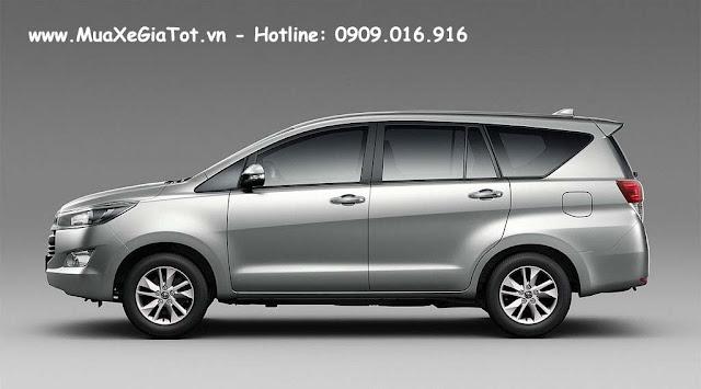 innova 2016 20g 3 - Tại sao Toyota bước đầu thành công với Toyota Innova thế hệ hoàn toàn mới ? - Muaxegiatot.vn