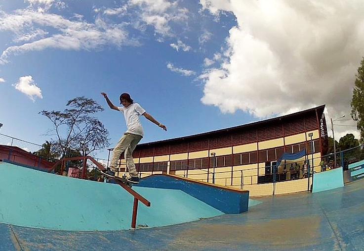 juigalpa skatepark nicaragua