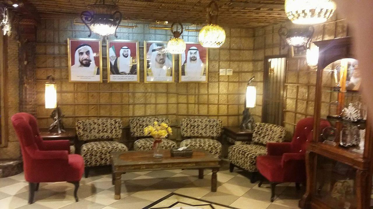 Living Room Restaurant Abu Dhabi Tufted Chair Al Dhafra In Mina U A E