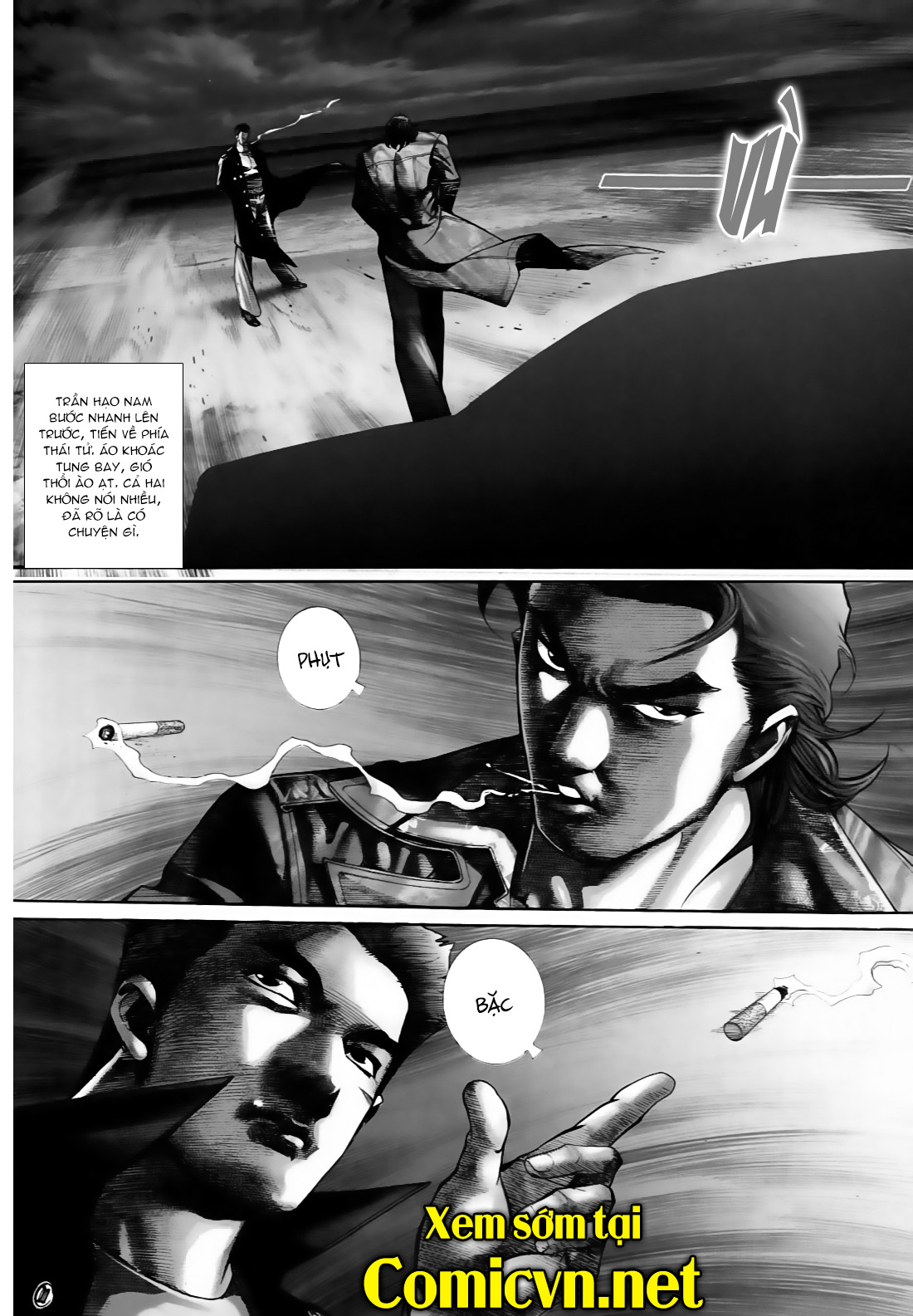 Người Trong Giang Hồ chapter 556: làm khó nam đẹp trai trang 28