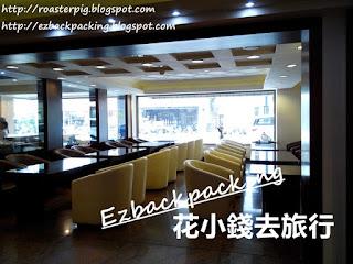 台中企業家大飯店大堂