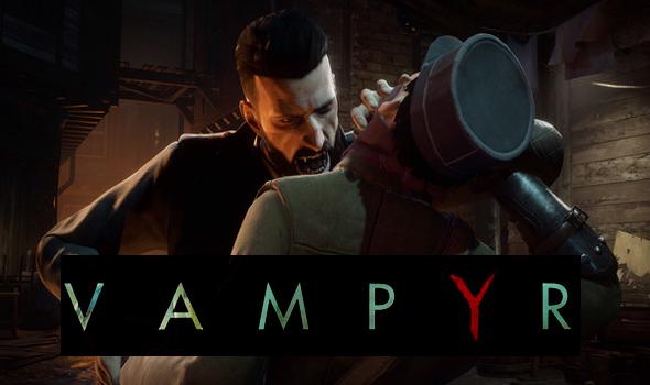تحميل لعبة Vampyr للكمبيوتر رابط مباشر وتورنت