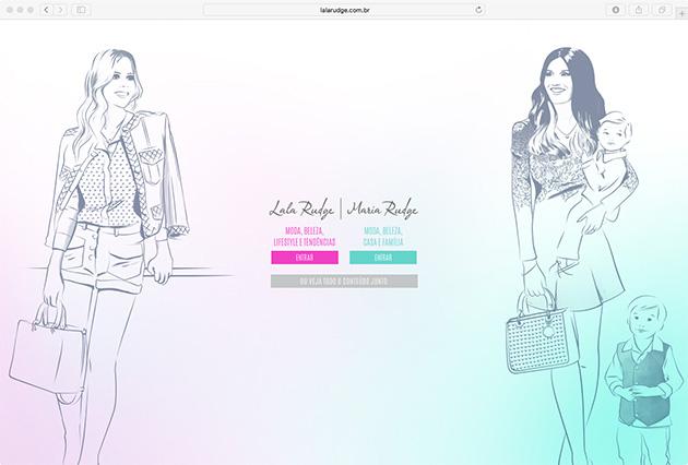 Blog da Lala atualmente