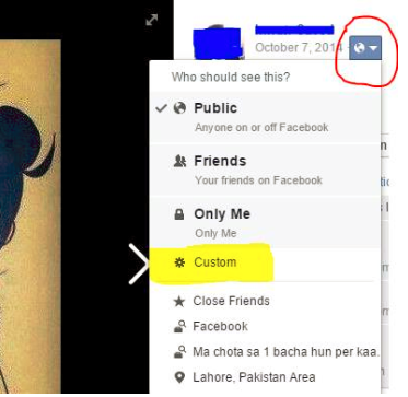 How To Hide Profile Pictures On Facebook