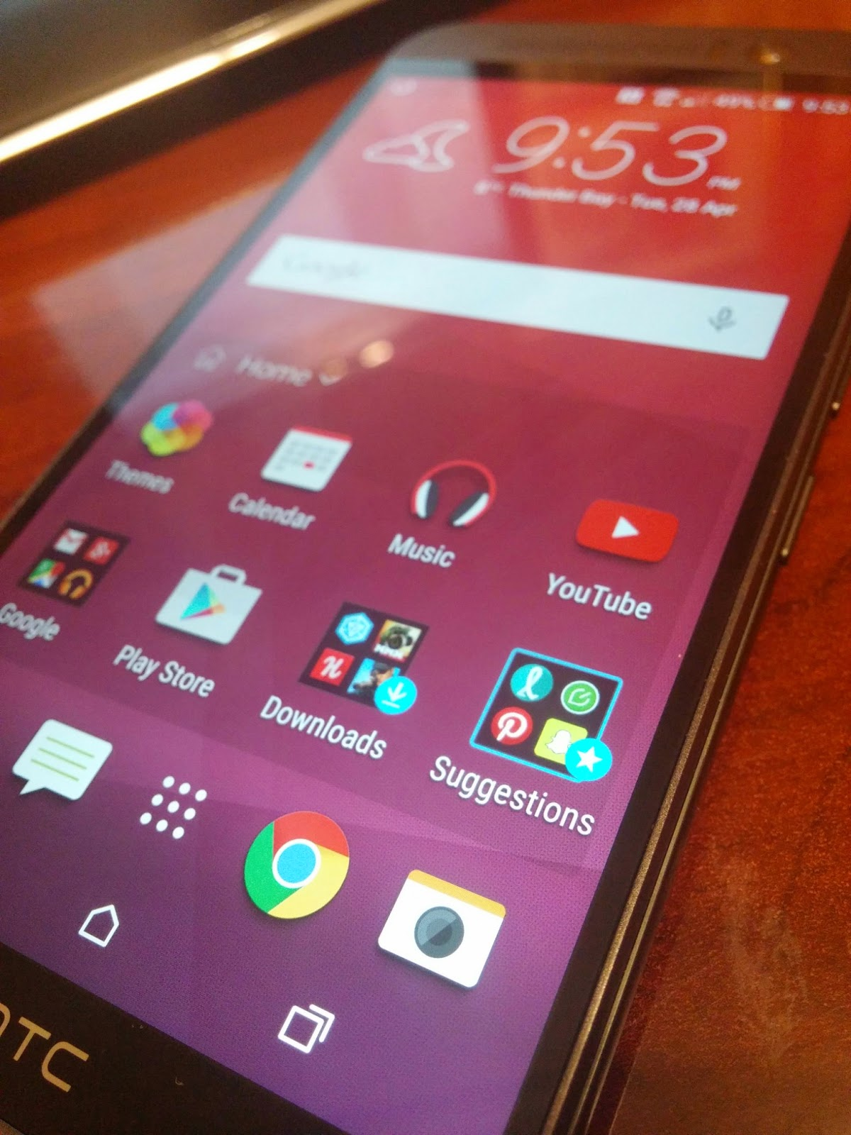 HTC One M9 review ~ Android Coliseum