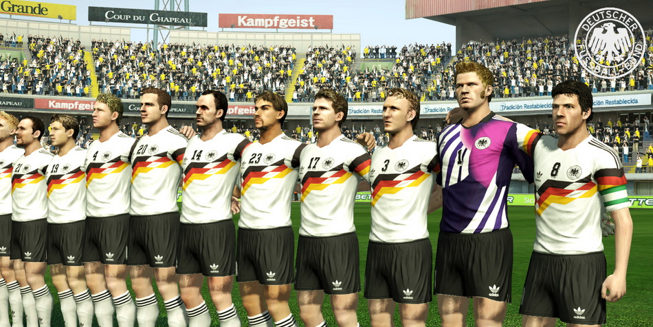 UPDATE 2 GDB Classic GERMANY