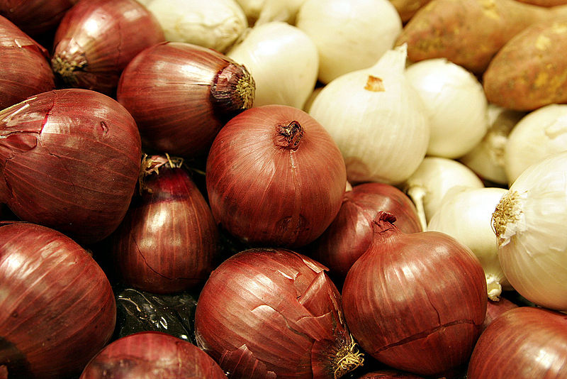 Add onions to everything