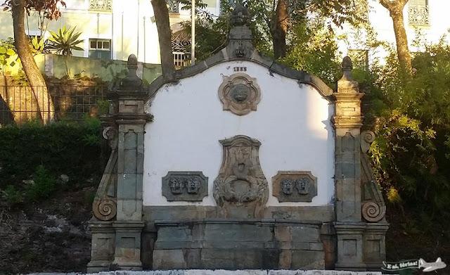 São João del-Rei, Caminho Velho, Estrada Real, Chafariz da Legalidade