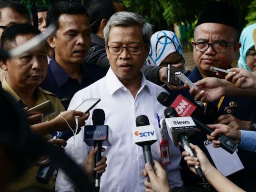Inspektur Jenderal Kemendikbud Daryanto