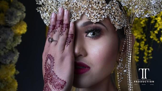 Meriah Sungguh Perkahwinan Siti Suriani dapat Tajaan Setengah Juta