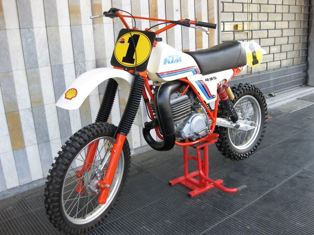 Vintage Ktm Motorcycles 10
