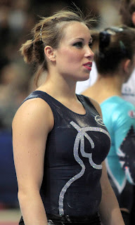 Vanessa Ferrari is Italy's most successful female gymnast