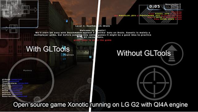 GLTools Apk PRO Terbaru Untuk Meningkatkan Kualitas Game (Graphics Optimizer)