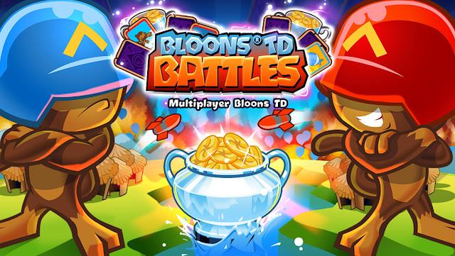 تحميل لعبة Bloons TD Battles v3.9.0 مهكرة للاندرويد (اخر اصدار)