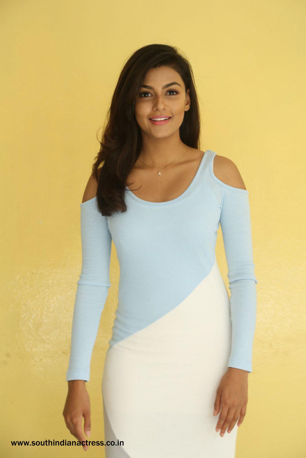 Anisha Ambrose Stills At Fashion Designer S/O Ladies