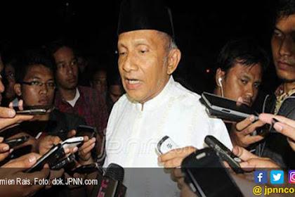 Amien Rais Sebut Bung Jokowi Lurah Indonesia, Jauh Lebih Lemah Dibanding Pak Harto