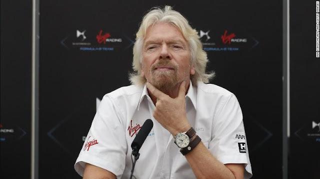 Tips Sukses dari Richard Branson Pemilik Grup Virgin