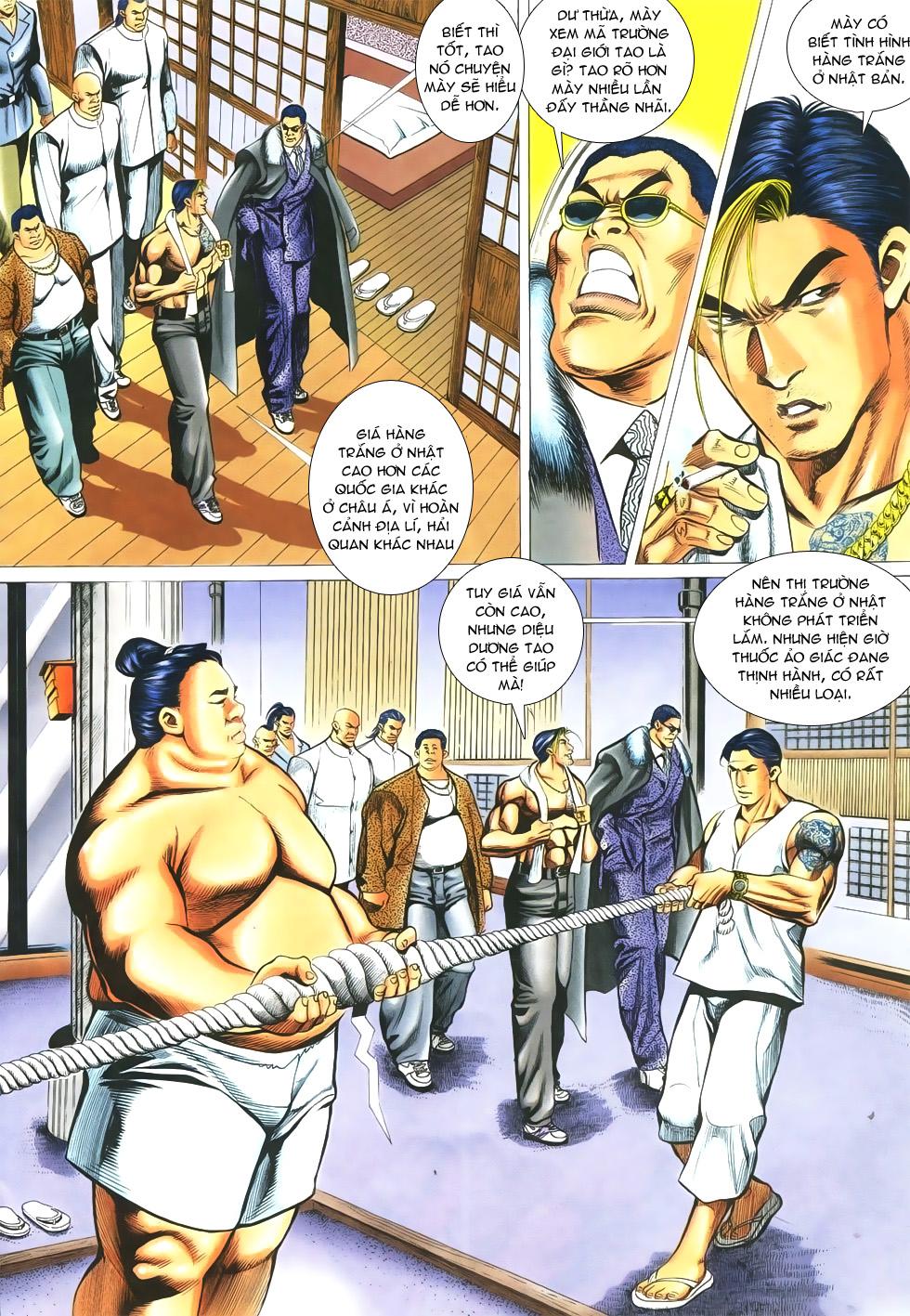 Người Trong Giang Hồ chapter 299 trang 21