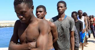 Σκλάβοι του 21ου αιώνα πωλούνται για 400 δολάρια, στη Λιβύη