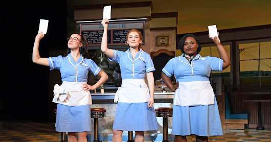 UPCOMING: Waitress, May 7-19, Fisher Theatre, Detroit