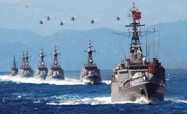 Yeni Safak: Η Άγκυρα θα χτίσει μεγάλη ναυτική βάση στα Κατεχόμενα
