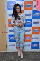 Cute Actress Misti Chakravarthi at Babu Baga Busy Team at Radio City ~  Exclusive 8th April 2017 021.JPG