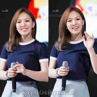 Foto Terbaru Wendy member Red Velvet