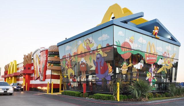 McDonald's de Dallas Texas