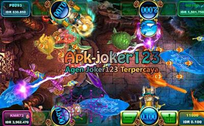 Cara Bermain Tembak Ikan Joker123 Mudah Menang