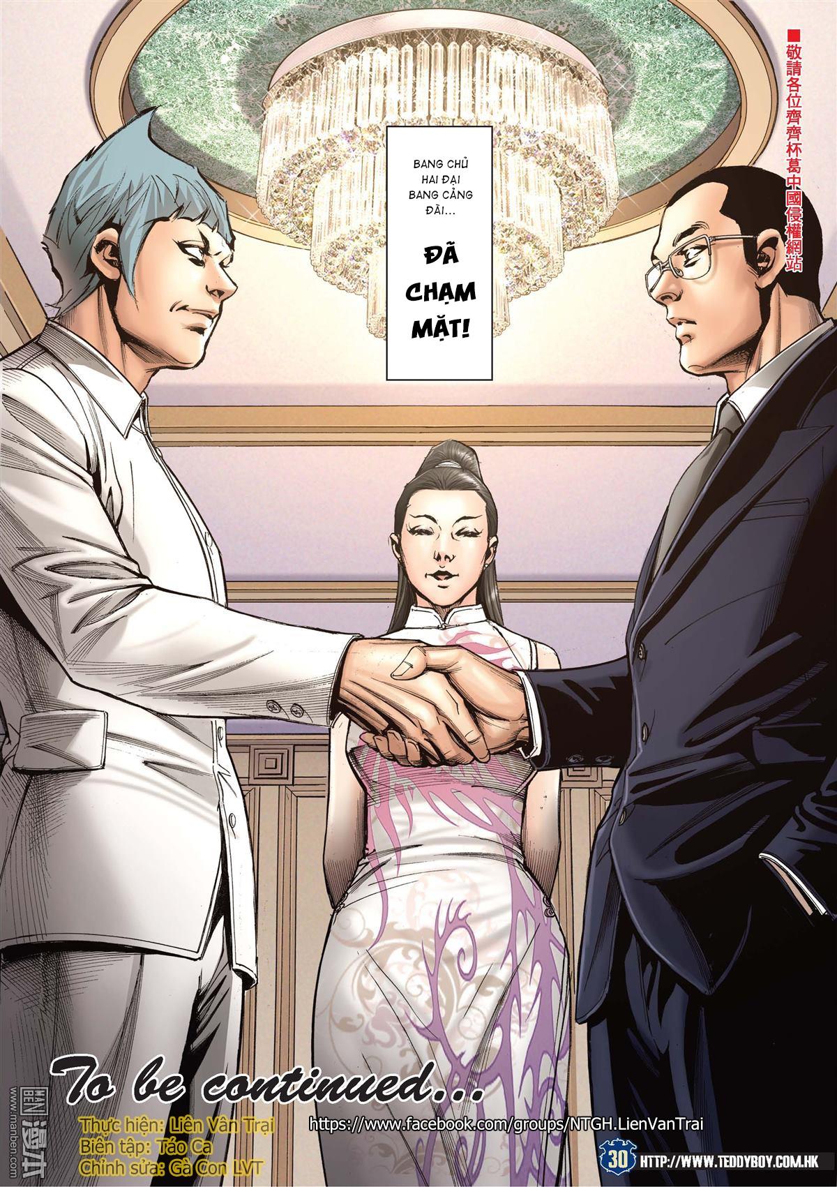Người Trong Giang Hồ RAW Chương 2060 - NhoTruyen.Net