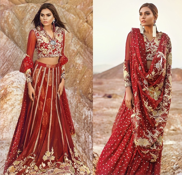 Tena Durrani Luxury Formals for Weddings