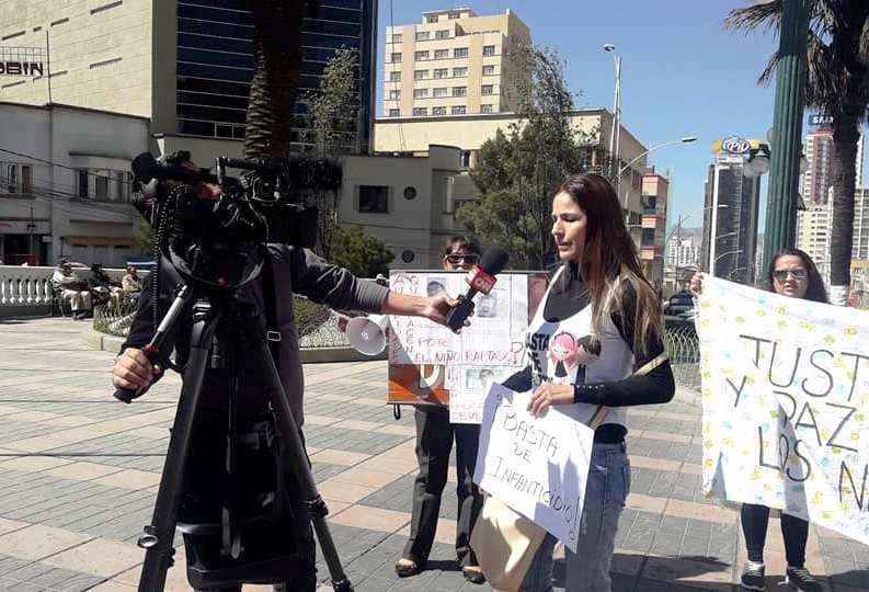 La conocida figura de la tv atrajo cobertura de medios internacionales a su campaña por la infancia