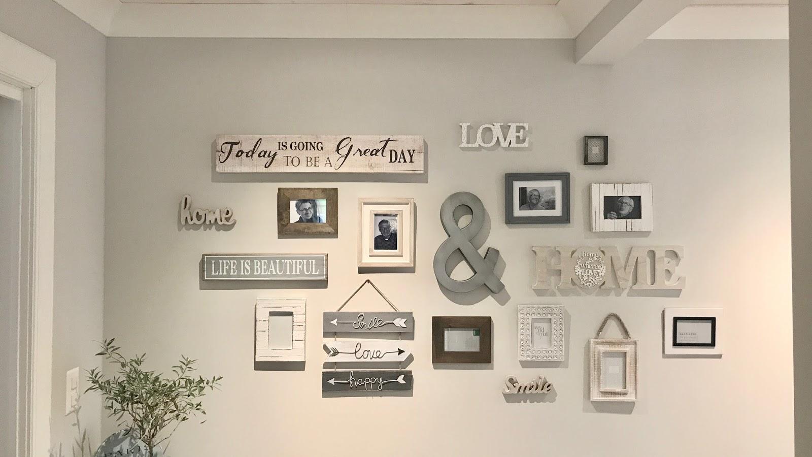Einrichtungstrend: Gallery Wall (Bilderwand) - Beachhouse Living