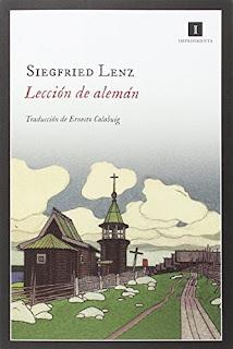 """""""Lección de alemán"""" - Siegfried Lenz"""