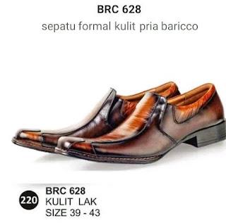 Sepatu Termahal BRC 628