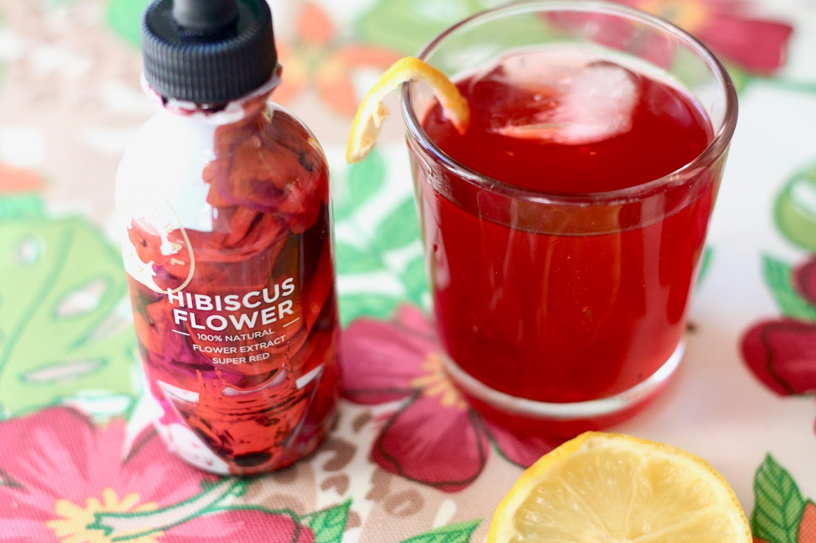 Hibiscus Sloe Gin Fizz For Rock The Red Pump Day Diary Of A Mad