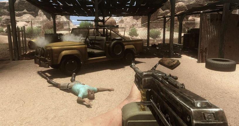Far Cry 2 PC Full Español