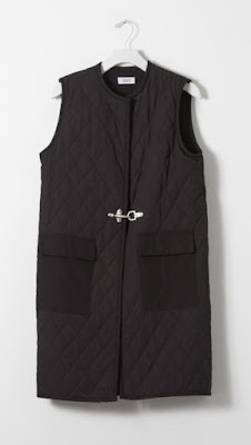 The Dreslyn 'Nomia Quilted Vest'