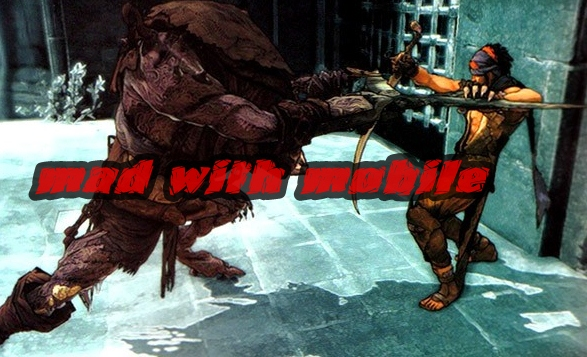 Mad with mobile: PRINCE OF PERSIA 3D HD game|free download