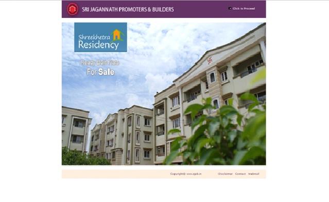 Sri Jagannath Promoters & Builders Pvt Ltd, Bhubaneswar