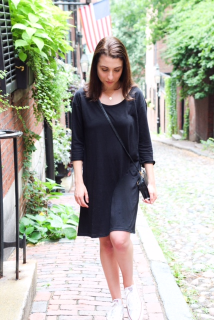 Casual Dress in Beacon Hill