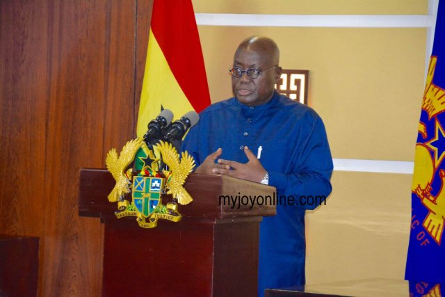 Akufo-Addo commended for marking six months with media encounter