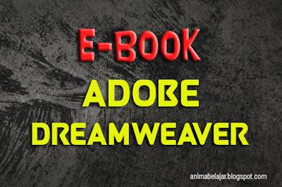 EBOOK ADOBE DREAMWEAVER