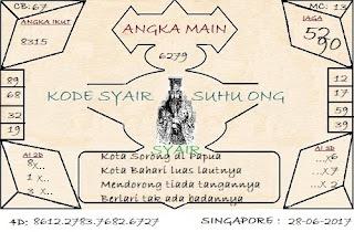 code syair singapura, prediksi sgp, DATA TOGEL SGP RABU