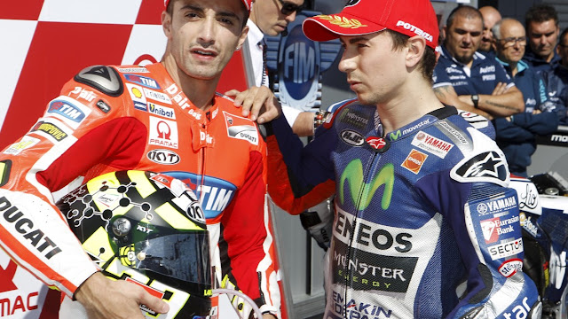 berita motogp Akan berbahaya jika Lorenzo satu tim dengan Iannone