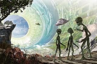 Resultado de imagen de extraterrestres habitaron la tierra antes