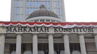 Pengertian, Fungsi dan Wewenang Mahkamah Konstitusi Republik Indonesia