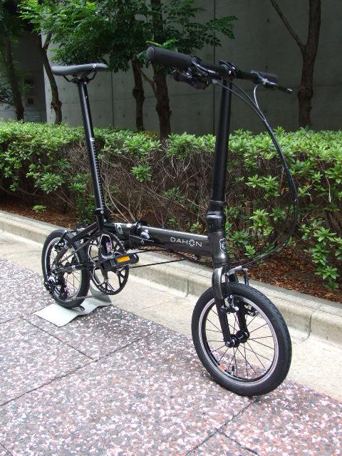 avelo Bicycle shop: DAHON K3 | ダホン ケースリー 14インチ 折り畳み 軽量7 ...